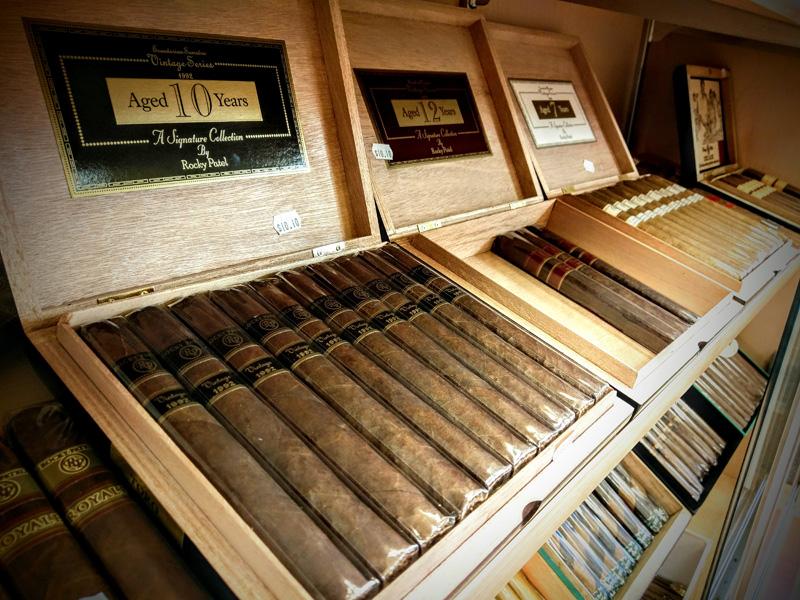 Rocky Patel Signature Cigars
