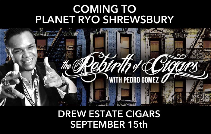 Drew Estate Cigar Event Shrewsbury PA