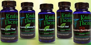 kratom capsules powder