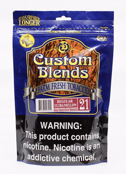 Custom Blends RYO Tobacco