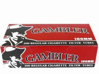 Gambler Full Flavor Cigarette Tubes