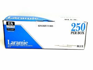 Laramie Light King Size Cigarette Tubes