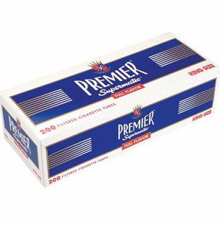 Premier Full Flavor Cigarette Tubes