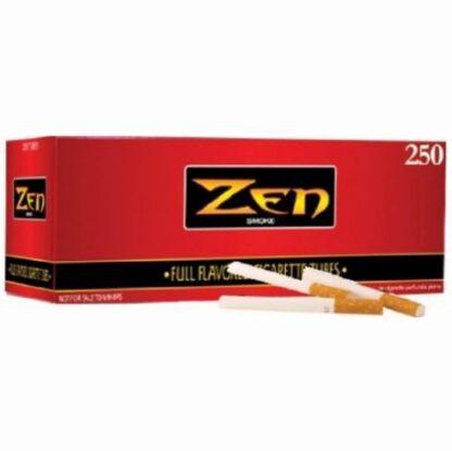Zen Full Flavor Cigarette Tubes