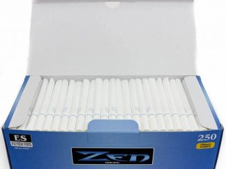 Zen Light Cigarette Tubes 250 count