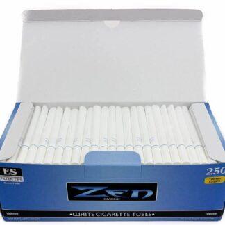 Zen Light Cigarette Tubes 250 count