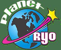 Planet RYO Light Logo