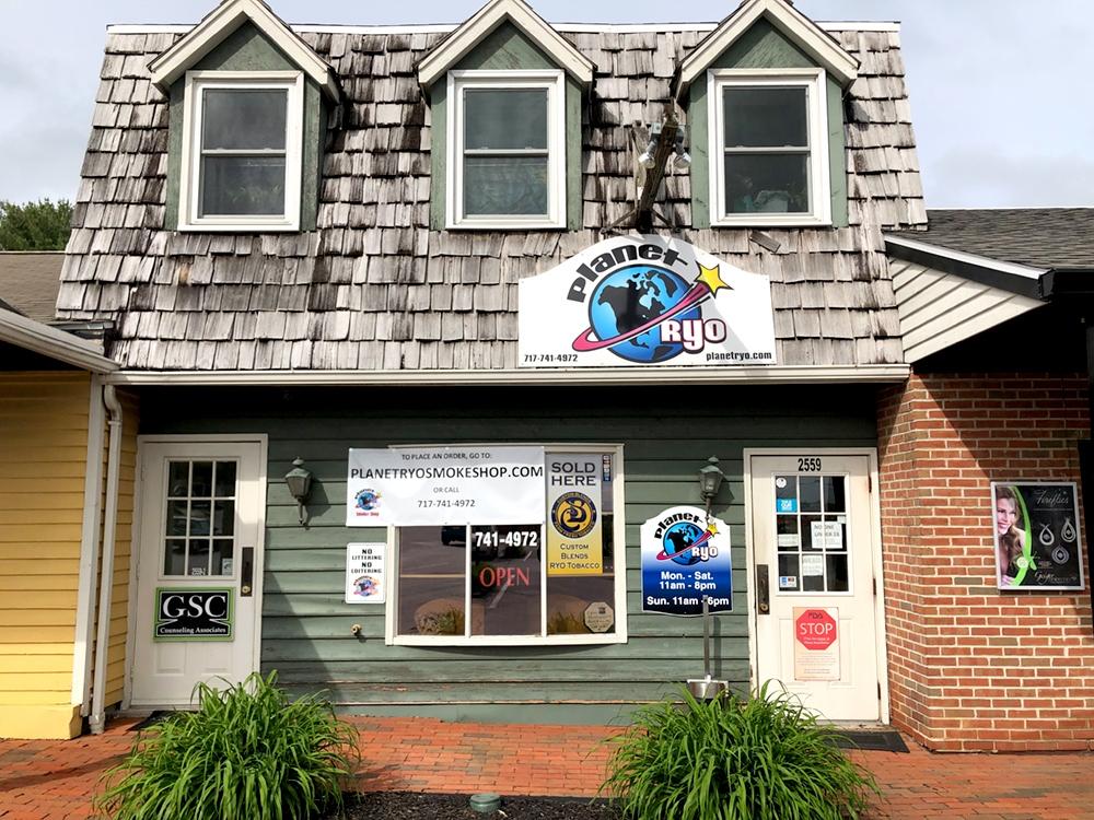 Planet R.Y.O. York Smoke Shop