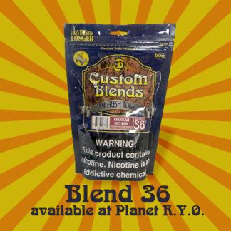 Custom Blends 36