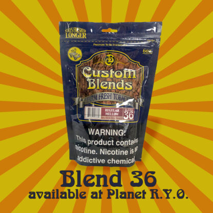 Custom Blends 36