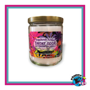 Patchouli Amber Candle