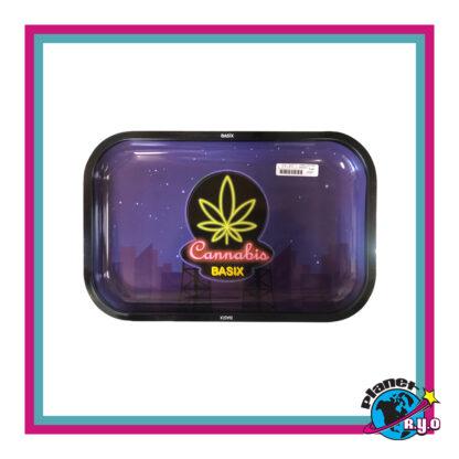 Basix Cannabis Rolling Tray