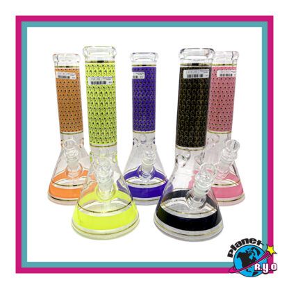 Colorful Textile Design Water Pipes