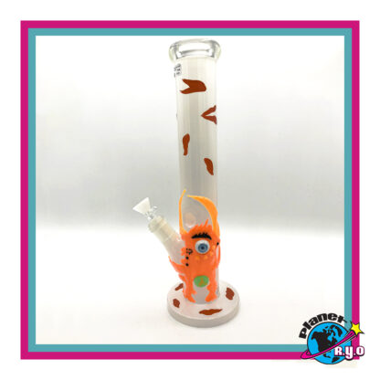 Fluorescent Monster Water Pipe