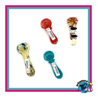 Assorted Glass Pipes