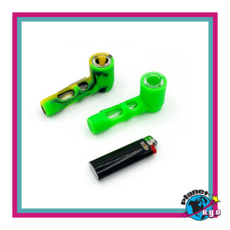 Silicone Hammer w/ Glass Inserts