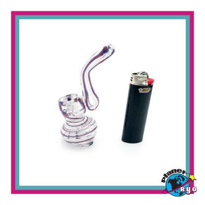small striped bubbler