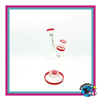 V-Barrel Gili Glass Water Pipe