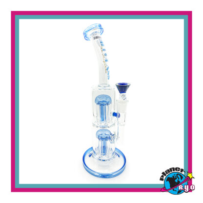 Gili Glass w/ Double Tree Perc