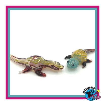 Glass Lizard Pipes