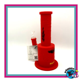 Flame Waxmaid Water Pipe