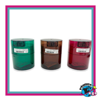 """4"""" Assorted Color Vacuum Sealed Containers"""