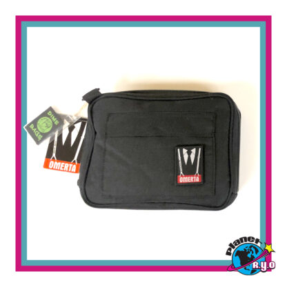"""10"""" Omerta Boss Smell-Proof Pouch - Dime Bags"""