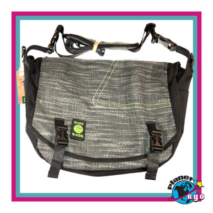 Padded Messenger Bag - Dime Bags