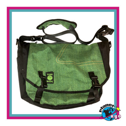 Voyage Messenger Bag - Dime Bags