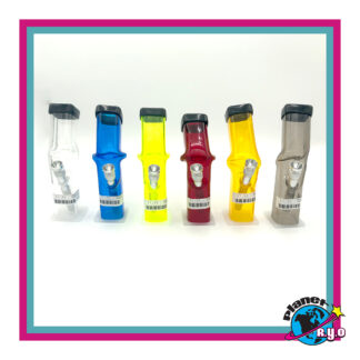 Assorted Acrylic Water Pipes