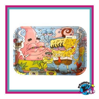 Spongebob Rolling Tray