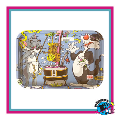 Tom and Sylvester Cat Rolling Tray