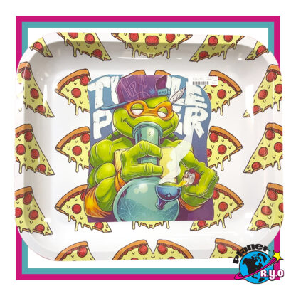 Large TMNT Rolling Tray
