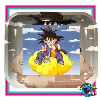 Large DBZ Rolling Tray