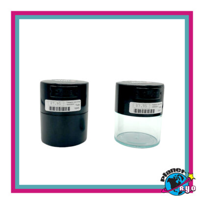 """3""""x 2.5""""x 2.5"""" Vacuum Sealed Containers - TightVac"""