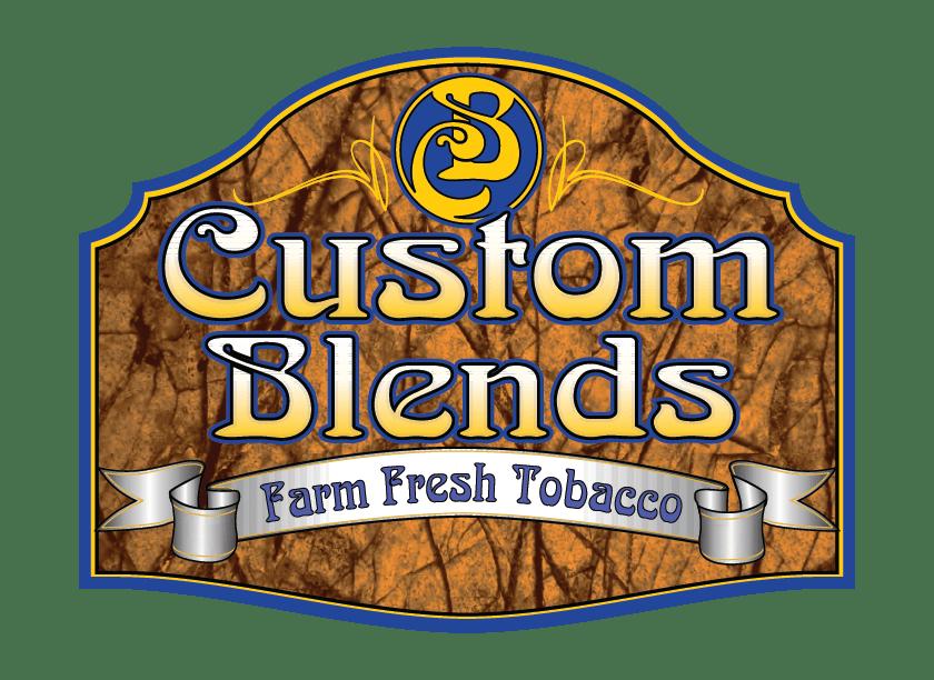 Custom Blends Sign