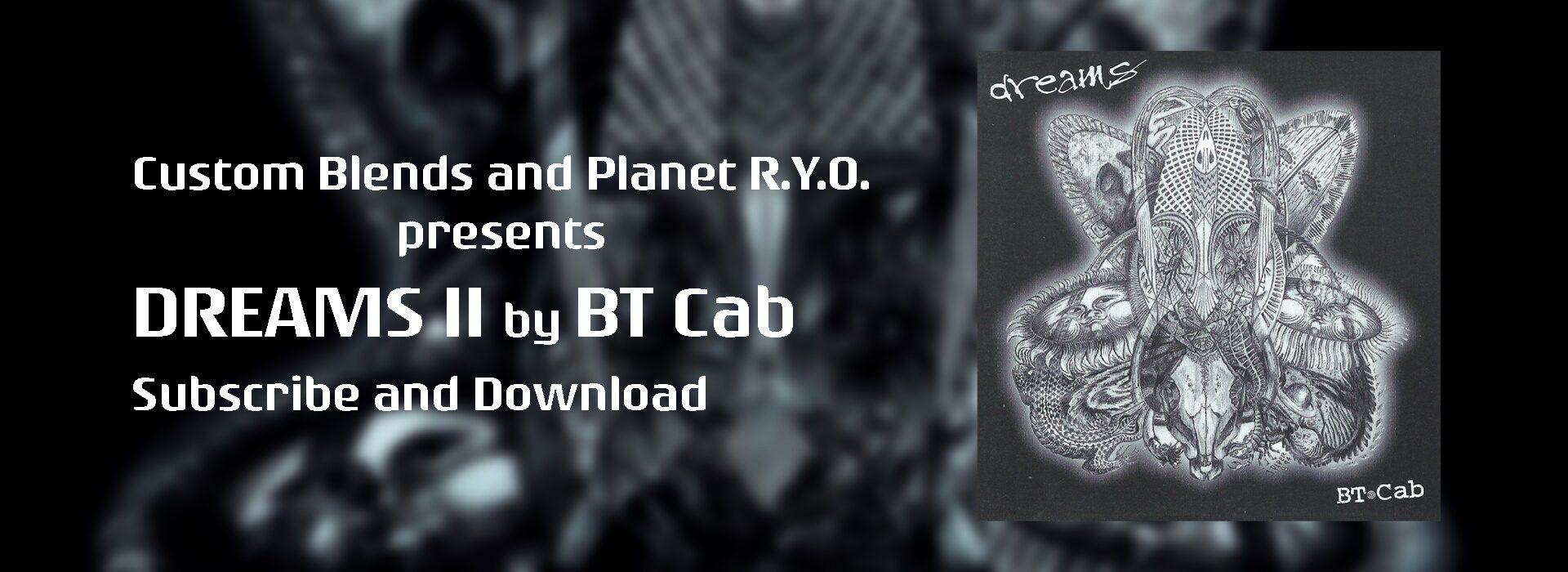 Planet R.Y.O BT Cab 16-9