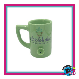 Ceramic Pipe Coffee Mug